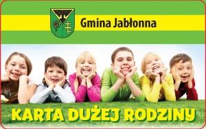 Karta Duej Rodziny-Jabonna